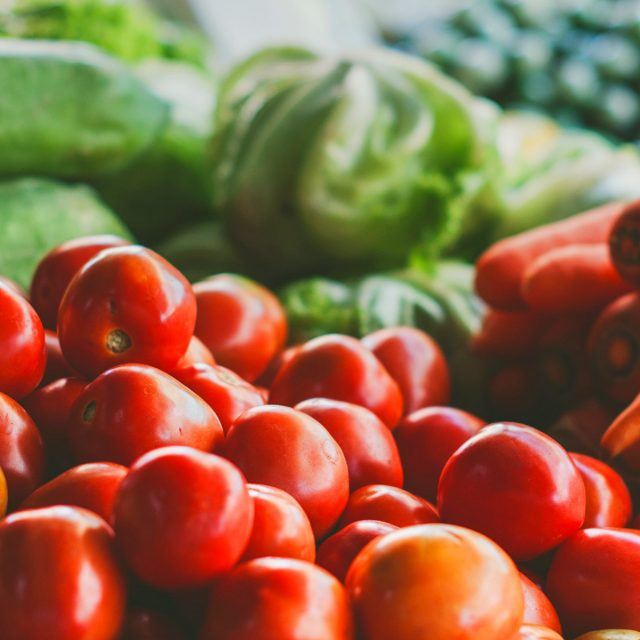 Farms and Markets Vegatables