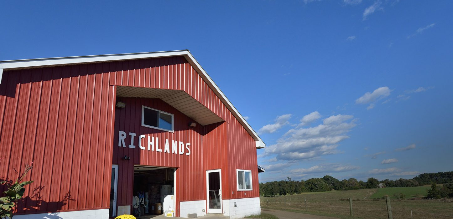 Richlands Dairy Farm – Richlands Creamery - Blackstone, VA
