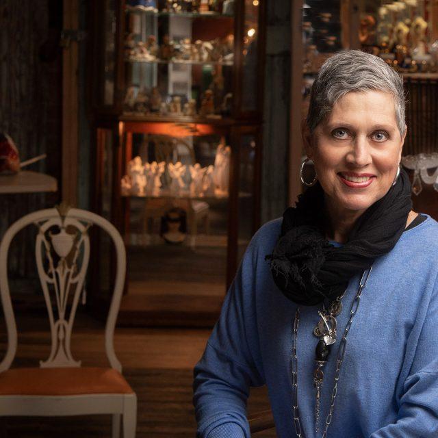 Kimberly Ann Calos - owner Petersburg Pickers